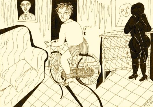 001_bicicletta e comò 740 seppia