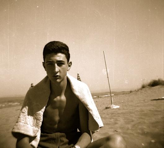 al mare da giovane x blog