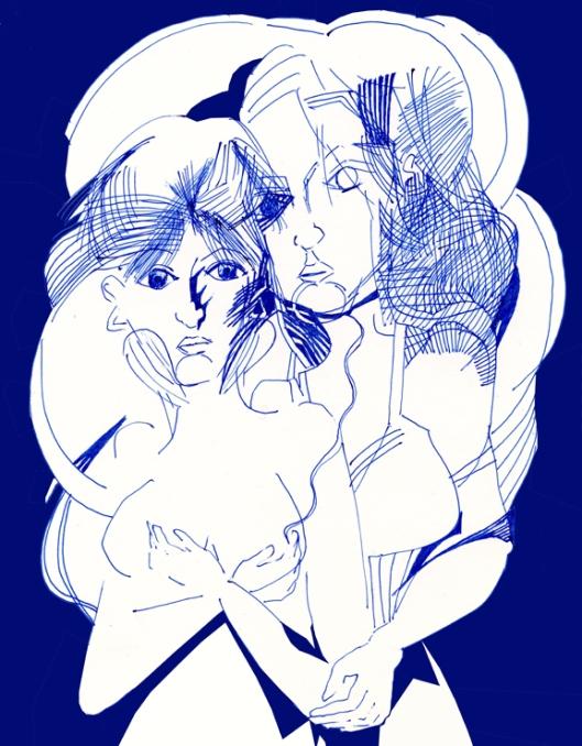 due donnine blu_740