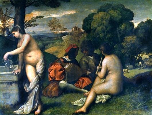 Giorgione-le-concert-champètre-1510 740