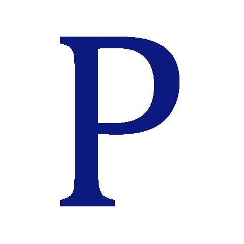 p bleu