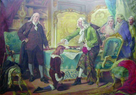 005_Voltaire et Franklin 05