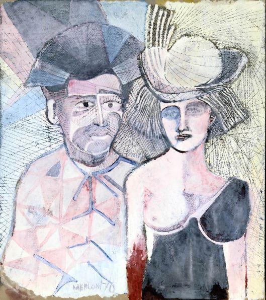 008_arlecchino e sua moglie 70 180