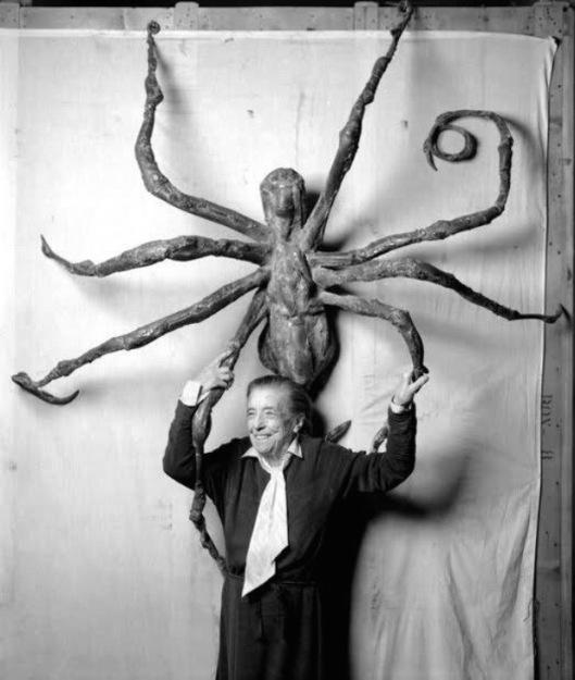 002_louise b_l'araignée