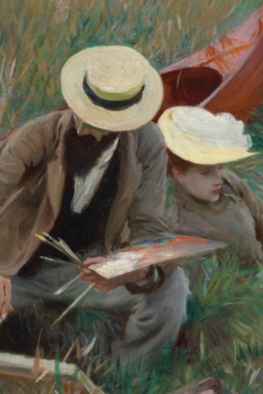 005_peintre et signora